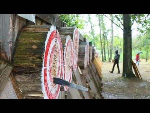 Ευρωπαϊκό πρωτάθλημα ρίψης μαχαιριών- τσεκουριών
