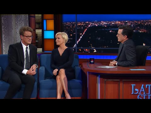 Joe Scarborough announces he's leaving the Republican Party