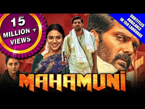 Mahamuni (Magamuni) 2021 New Released Hindi Dubbed Movie |Arya, Indhuja Ravichandran, Mahima Nambiar