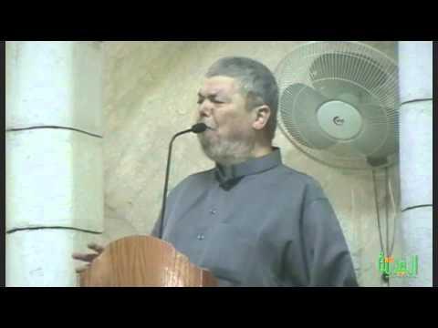 خطبة الجمعة لفضيلة الشيخ عبد الله 14/6/2013