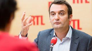 Video Florian Philippot était l'invité de RTL le 22 septembre 2017 MP3, 3GP, MP4, WEBM, AVI, FLV September 2017