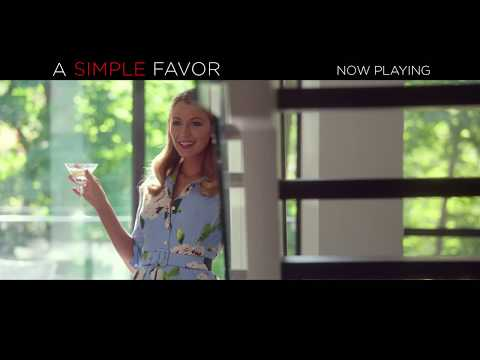 A Simple Favor - Little Suspense - Now Playing