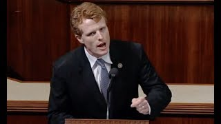 Congressman Joe Kennedy delivers an impassioned speech in defense of transgender American heroes who are now being...
