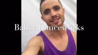 #FranciscoDañobeitia invita a tomar clases en #BalletDanceworks