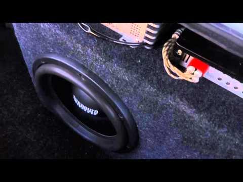 Sundown audio sa 12 kikc 1.600 (видео)