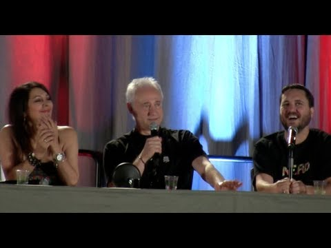 Star Trek TNG 25th Anniversary Panel - PT2 - Patrick Stewart Stories