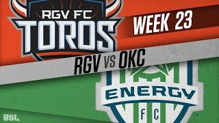 Rio Grande Valley FC vs OKC Energy FC: August 18, 2018