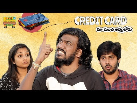 Credit Card - Na Manchi Appulodu || Latest Telugu Short Film 2018