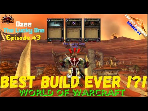 World of Warcraft { Project Ascension } [ Ozee The Lucky One ]  [ Season #4 Ep. #3 ]