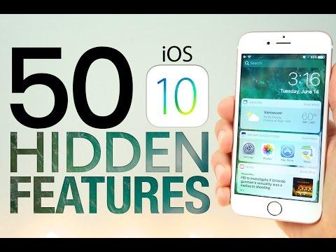 , title : 'iOS 10 Hidden Features - Top 50 List'