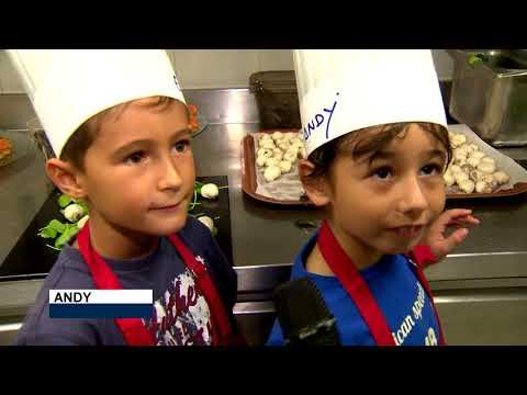 Les Petits Chefs aux fourneaux pour la Route du Goût