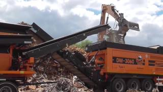 New Doppstadt DW 3060 F Type with M Teeth