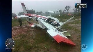 Queda de avião monomotor mata três pessoas no interior do Pará