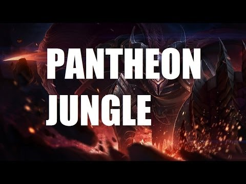 League of Legends – Dragonslayer Pantheon Jungle – Full Game Commentary