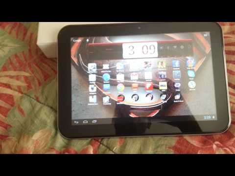 Toshiba Excite 10 review jelly bean 4.1.1