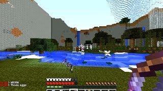Minecraft Battledome #31 'RIVER BATTLE!' with Vikkstar, Woofless, Preston, BajanCanadian&More!