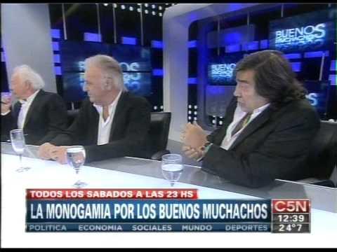C5N - BUENOS MUCHACHOS: OPINIONES SOBRE LA MONOGAMIA
