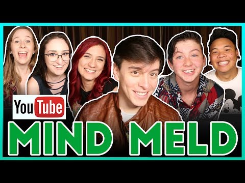 YOUTUBER MIND MELD - PART 1!! | Thomas Sanders