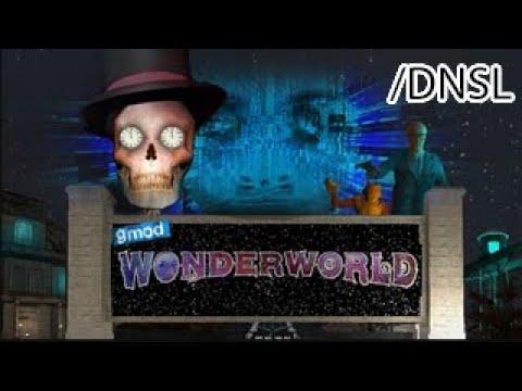 Gmod Wonderworld