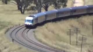 Galong Australia  city photos : XPTs & freights Cootamundra, Jindalee & Galong