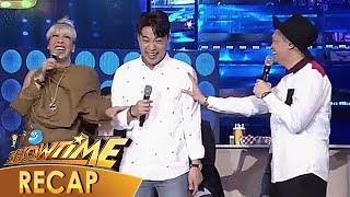 Video Funny and trending moments in KapareWho | It's Showtime Recap | April 01, 2019 MP3, 3GP, MP4, WEBM, AVI, FLV Agustus 2019