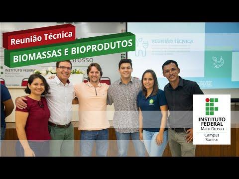 Reunião Técnica ABDI - Biomassas e Bioprodutos (24/01/2019 - Auditório do IFMT Campus Sorriso)