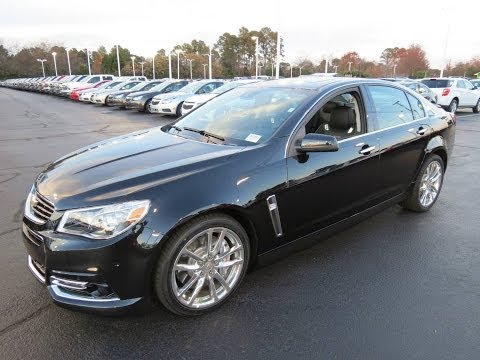 2014 Chevrolet SS (Holden VF Commodore) Start Up, Exhaust, and In Depth Review