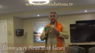 Dilip Ghosh's address in Boston