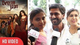 Nonton Begum Jaan Movie Public Review | Begum Jaan Evening Show Review | Vidya Balan, Gauhar Khan Film Subtitle Indonesia Streaming Movie Download