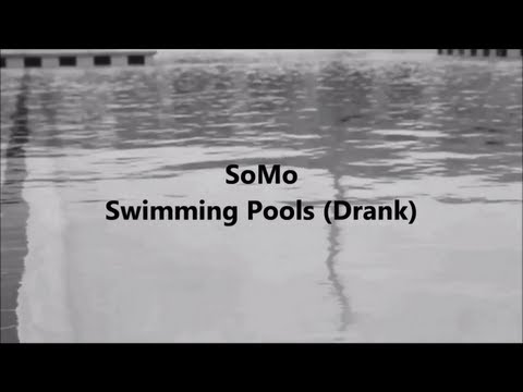 Kendrick Lamar - Swimming Pools (Drank) (Rendition) by SoMo