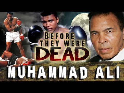 MUHAMMAD ALI | BEFORE THEY WERE DEAD @MuhammadAli