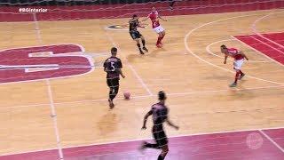 Três partidas agitaram o ginásio Gualberto Moreira em Sorocaba pela Copa Record