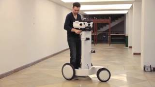 NavVis M3 Mapping Trolley - German