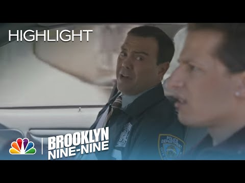 Brooklyn Nine-Nine 2.01 Clip 'What The Hell, Boyle?!'