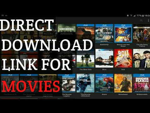How to Download any movie in HD . Best way to download movie in HD