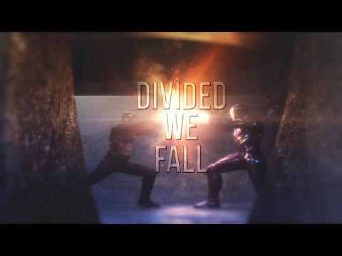 (MARVEL) Steve & Tony   Divided We Fall