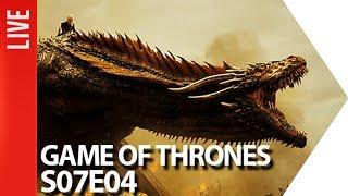 Dragões, guerra, Arya e Brienne lutando! Veja tudo sobre o quarto episódio AO VIVO no Game os Thrones Comentado de hoje!