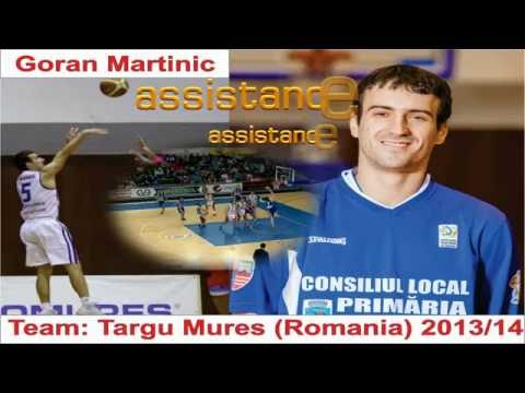 Goran Martinic 2013-14 Highlights