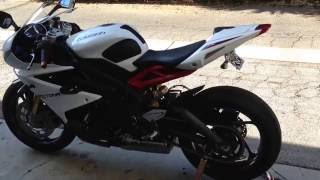 10. Rider Review - Triumph Daytona 675R - 2013