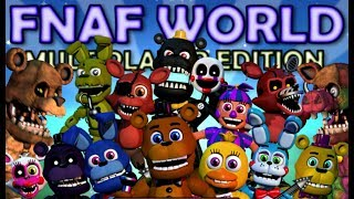 Chica is excited to discover there is finally a multiplayer edition of FNAF World, however it isn't quite what she expected.EthGoesBOOM's Facebook: https://www.facebook.com/EthGoesBOOMEthGoesBOOM's Twitter: https://twitter.com/ethgoesboomEthGoesBOOM's Google+ page: https://plus.google.com/u/0/+EthGoesBOOMEthGoesBOOM's VidMe: https://vid.me/EthGoesBOOMFazbear Let's Plays: https://www.youtube.com/playlist?list=PLVOrwAmRtggeXAxeRW4poWDbKupTisoLQDownload FNAF World - Multiplayer Edition: http://gamejolt.com/games/fnaf-world-multiplayer-edition/135002Thanks for watching and subscribing!