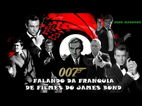 Notícias dos famosos - Estréia no Canal: Cine Mascara - Falando dos filmes do 007
