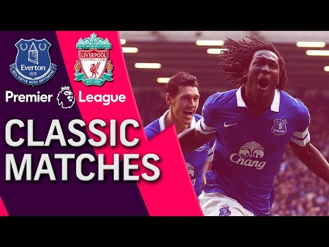 Everton v. Liverpool | PREMIER LEAGUE CLASSIC MATCH | 11/23/13 | NBC Sports