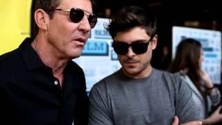 Zac Efron & Dennis Quaid