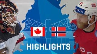 Канада - Норвегия 5-0