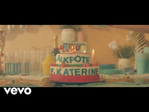 Alkpote - Amour (Clip officiel) ft. Philippe Katerine