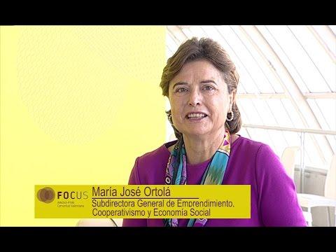 Entrevista María José Ortolá en #FocusInnovaPyme