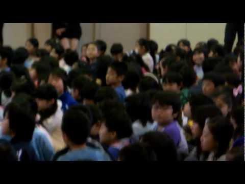出張生演奏 名古屋市立小学校にて音楽鑑賞会 弦楽四重奏 Bel