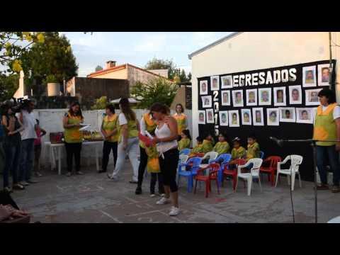 fiesta de fin de año de jardín municipal 2015