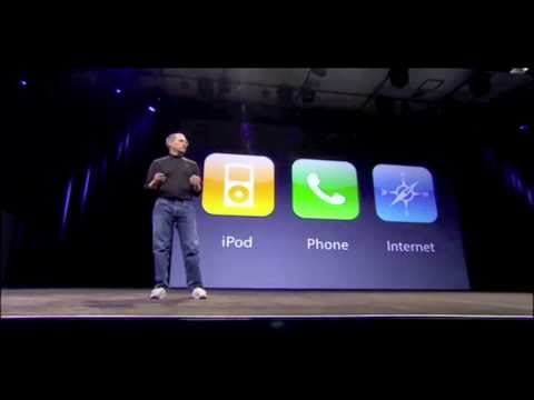 Jobs - On January 9, 2007 Apple introduced the iPhone. The iPhone was a revolutionary product from Apple and it changed the way smart phones look in work. This vide...