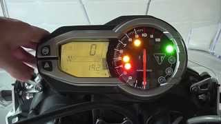 8. How to switch and program Riding Modes (Triumph Tiger 800 XRx/XCx/XRT/XCA)